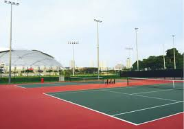 tennis courts with lights near me tennis lessons singapore kallang banana tennis academy