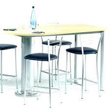 hauteur table de cuisine hauteur table bar pour cuisine newsmaker me