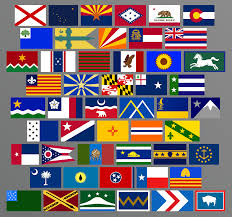 California State Flag Meaning State Flags