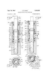Moen Shower Faucets Patent Us3103231 Balanced Mixing Valve Cartridge Google Patents