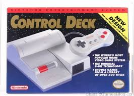 Toaster Box Nintendo Nes 1 Vs Nes 2 Differences In The Toaster Vs The Top