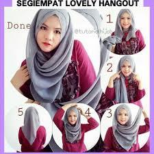 tutorial hijab segitiga paris simple tutorial hijab by dheashiendra matt segiempat paris step 1 taruh