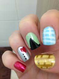 wizard of oz nails nail art pinterest nail nail disney