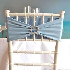 spandex sashes spandex chair sash light blue faraway event rentals koh samui