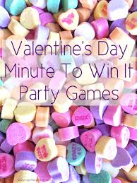 Fun Games For Kids At Home by Valentine U0027s Day Minute To Win It Games Together As Family