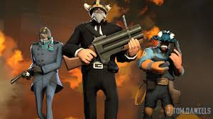 tf2 halloween desktop background halloween will look more or less the same for team fortress 2