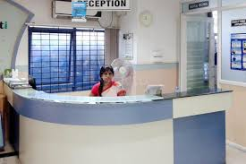 Hospital Receptionist Divyadristhi Eye Hospital Ophthalmology Eye Doctor Hospital In