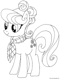 suri polomare my little pony coloring pages printable