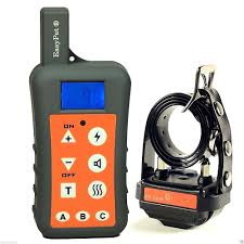 1200 m remote dog training shock collar hunting trainer waterproof
