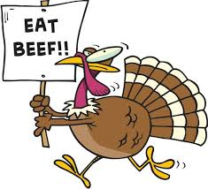 imagine you are a turkey living on a farm at thanksgiving time