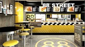 fast food kitchen design conexaowebmix com