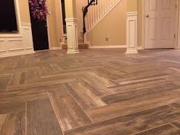 Best My Dining Room Remodel Images On Pinterest Wood Look - Dining room tile