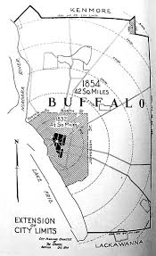 Erie County Map Map Of Buffalo Maps