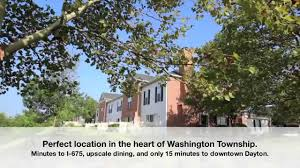 4 Bedroom Houses For Rent In Dayton Ohio Washington Park Apartments In Centerville Washington Township