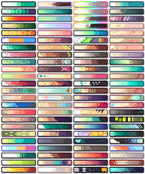 colour palettes one by paperjax on deviantart