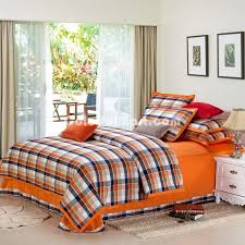 Orange Bed Sets Orange College Room Bedding Sets 100601300009 149 99