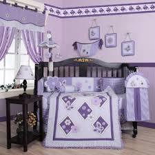 Purple Crib Bedding Set Royal Purple Crib Bedding Sets Suitable With Purple Chevron Crib