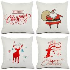 Christmas Decorative Pillow Cases by 7 Throw Pillow Covers Inspired By Christmas Boomali