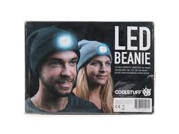 beanie with led lights led beanie cap coolstuff com
