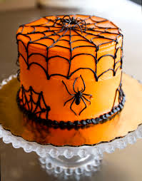 halloween themed birthday cake spooky spiderweb cake halloween cake 004 fall cakes