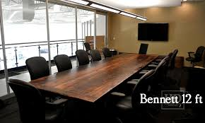 Custom Boardroom Tables Blog Hd Threshing Reclaimed Wood Furniture Page 4