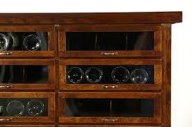 Kitchen Display Cabinets Sold Kitchen Counter Island Or Display Cabinet Cherry Glass