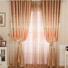 Burnt Orange Sheer Curtains Adorable Burnt Orange Sheer Curtains And Burnt Orange Sheer