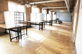 creative loft office sublease shared space 1812 w hubbard