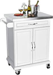 kitchen storage cabinet cart vipek wood kitchen trolley cart on wheels heavy