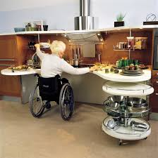 simple sleek kitchen design for wheelchair users universal simple sleek kitchen design for wheelchair users