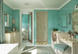 Waterfall Glass Tile Waveline Smoked Glass Tile Bathroom Transitional With Mirror Frame