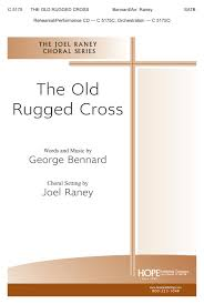Old Rugged Cross Music Old Rugged Cross The Hope Publishing Company