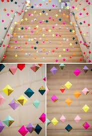 Hanging Paper Bird Decorations Best 25 Hanging Origami Ideas On Pinterest Diy Origami Oragami