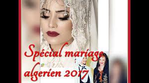 mariage algã rien spécial fêtes de mariage algérien 2017
