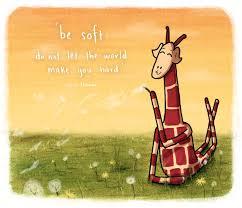 motivating giraffe