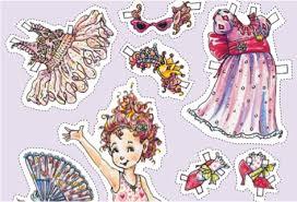 printable paper dolls free printable fancy nancy paper dolls freebies2deals