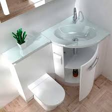 Small Corner Vanity Units For Bathroom Sanitaryware Built In Or Freestanding Homebuilding Renovating