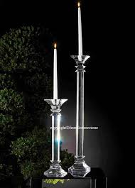 candelieri in cristallo candelabro di cristallo grande lanterne e candelabri