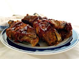 country style ribs in the slow cooker frugal hausfrau