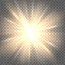 sun rays on transparent background graphics creative market