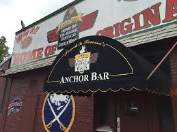 Outside Awning Outside Awning Picture Of Anchor Bar Buffalo Tripadvisor