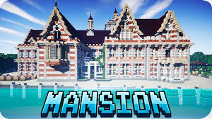 minecraft giant victorian mansion house w download youtube