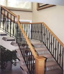 Installing Stair Banister Modern Stair Handrail Design Medyalink Axsoris Hardwood Stairs