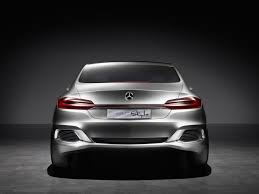 Mercedes Benz F 800 Style A Clear Preview Of The Next Cls