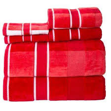 red bath towels bedding u0026 bath the home depot