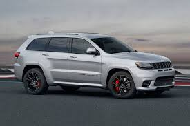 jeep cherokee power wheels 2018 jeep grand cherokee srt pricing for sale edmunds