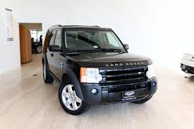land rover lr3 black 2008 land rover lr3 hse stock pa97456a for sale near vienna va