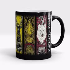 Color Changing Mugs by Game Of Thrones Heat Sensitive Mug U2013 Game Of Thrones Merchandise