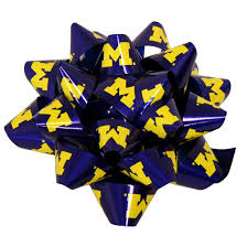 gift wrap bows spirit products of michigan large individual gift wrap bow