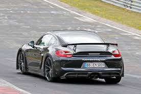 porsche pakistan next porsche 718 cayman gt4 spotted testing at the nurburgring